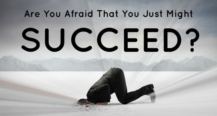 How to Deal With The Fear of Success
