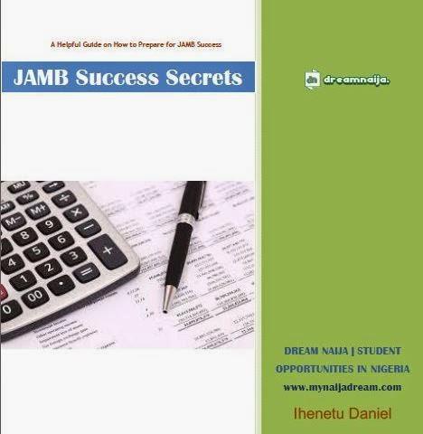 JAMB Success Secrets Free Promo E-book (Admission Secrets and Tips)