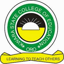Kwara College of Education, Ilorin Part-Time (NCE) Admission