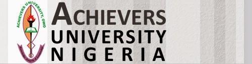 Achievers University Graduates 581 Students, 31 First Class Students
