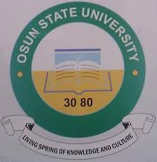 UNIOSUN 2016/2017 Admission Into Part-Time Degree Programmes