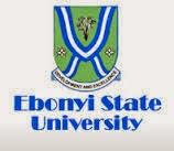EBSU 2014/2015 Undergraduate Academic Calendar - See Here