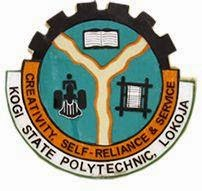 Kogi State Polytechnic 2014/2015 Admission Lists and  School Fees Payment Details