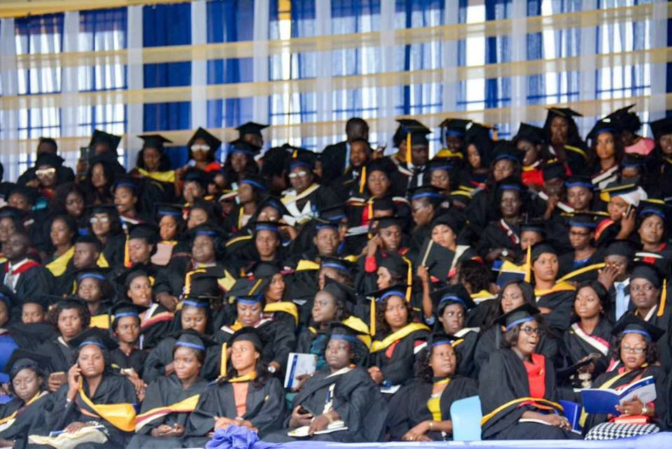 Babcock University List of Graduating Students for 2018