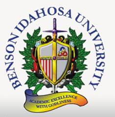 List of Courses Offered at Benson Idahosa University