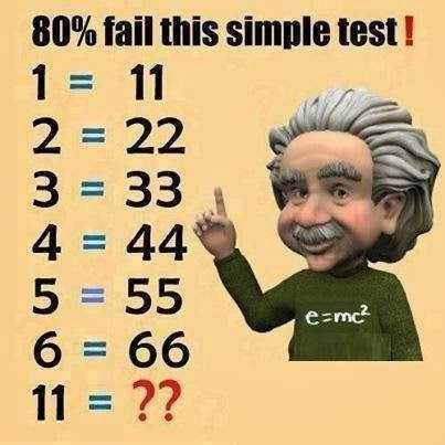 80% Of People Fail This Brain Teaser / IQ Test!