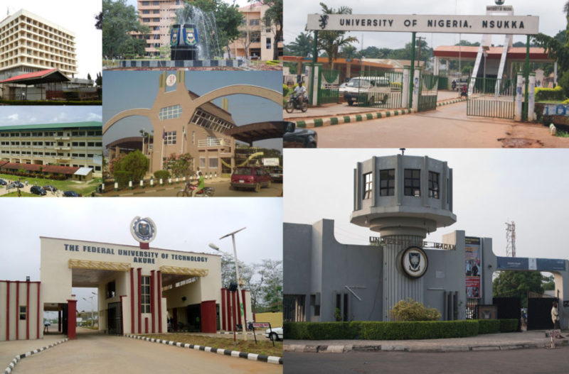 Part-time and Sandwich Programmes In Nigeria Universities - See Guidelines