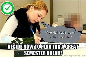 Ways to Plan for a Successful Semester
