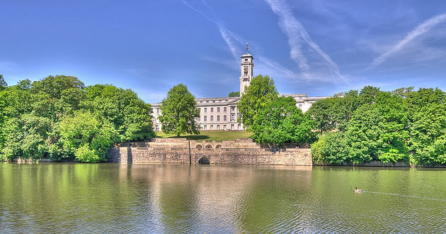 Nottingham Developing Solutions Scholarships For Masters In UK
