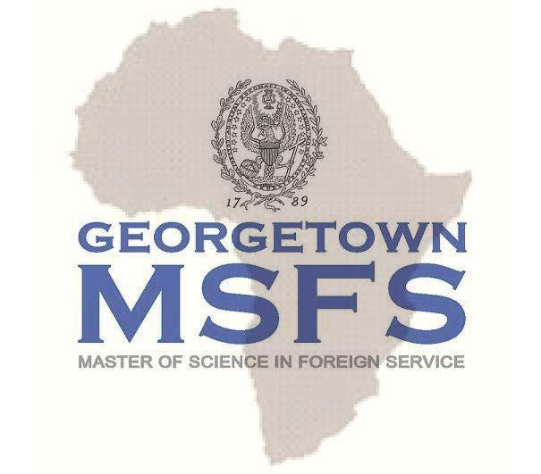 Georgetown University Africa scholarship