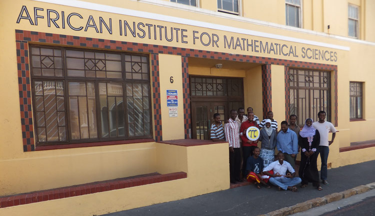 African Institute for Mathematical Sciences (AIMS) Scholarships for Africans