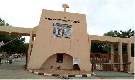 List of Courses Offered at Al-Qalam University, Katsina