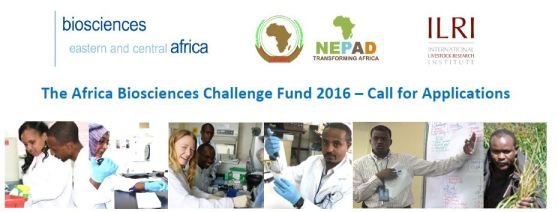 Apply Here For Africa Biosciences Challenge Fund 2016