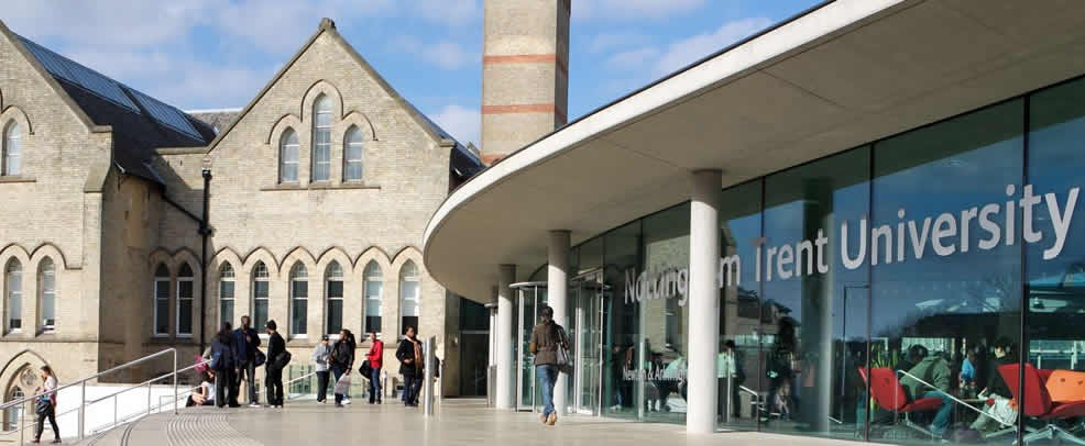 Nottingham Trent University Scholarships to Study in UK: How to Apply