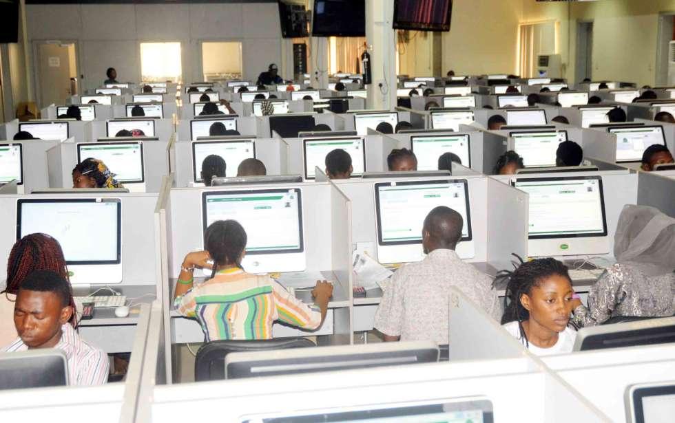 computerized scholarship examination system