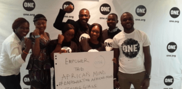 APPLY For The One Africa Program for Youths