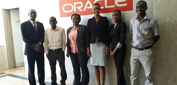 Internships at Oracle 2016
