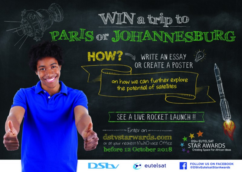DStv Eutelsat Award: Technology Essay Contest for Secondary Schools