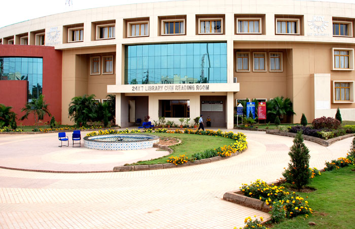 Study in India With 50% International Scholarships at KIIT University