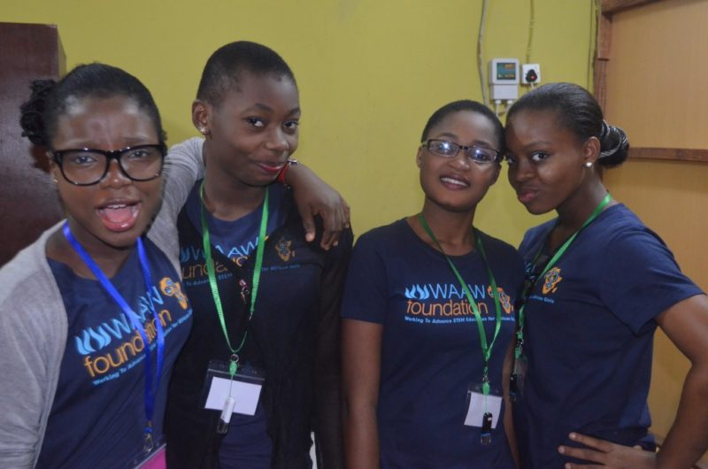 WAAW Foundation STEM Scholarship For African Secondary School Girls