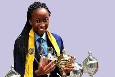 17 Year Old Nigerian Girl Secures Admission Into 13 universities
