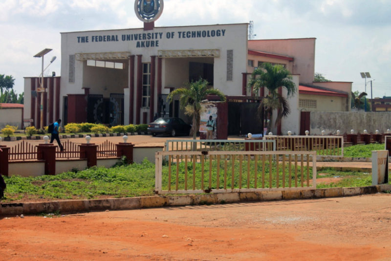 FUTA Admission List, 2018/2019: How to Check Your Admission Status