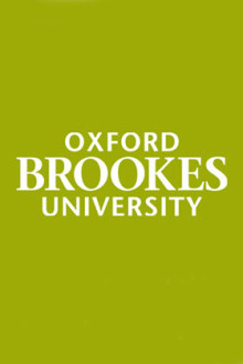 Oxford Brookes University Masters Scholarships for International Students, 2018/2019