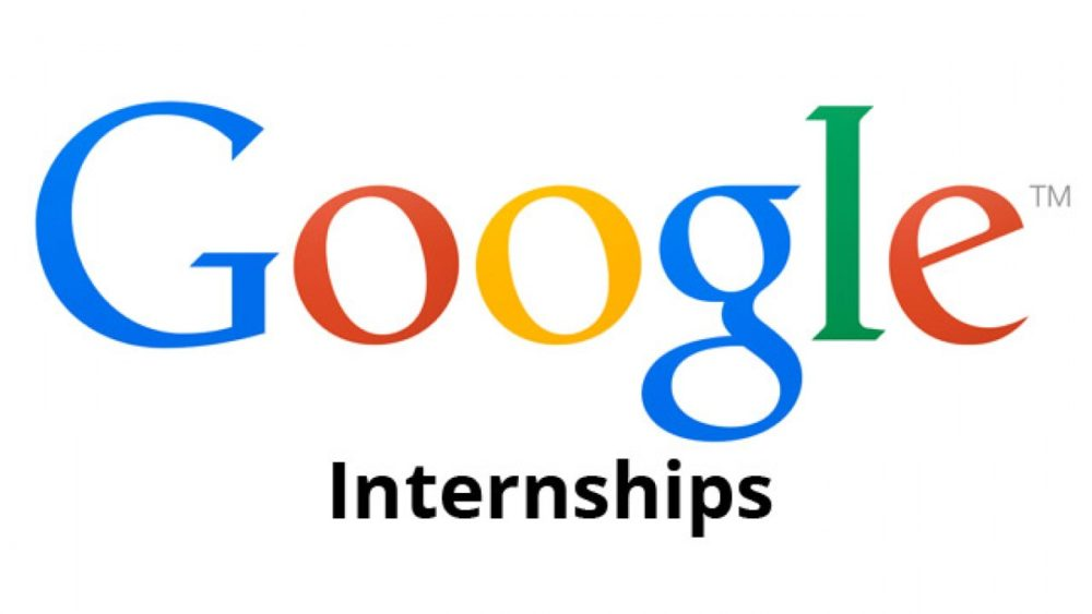 Google Business Internship for Young Graduates, 2019: How to Apply