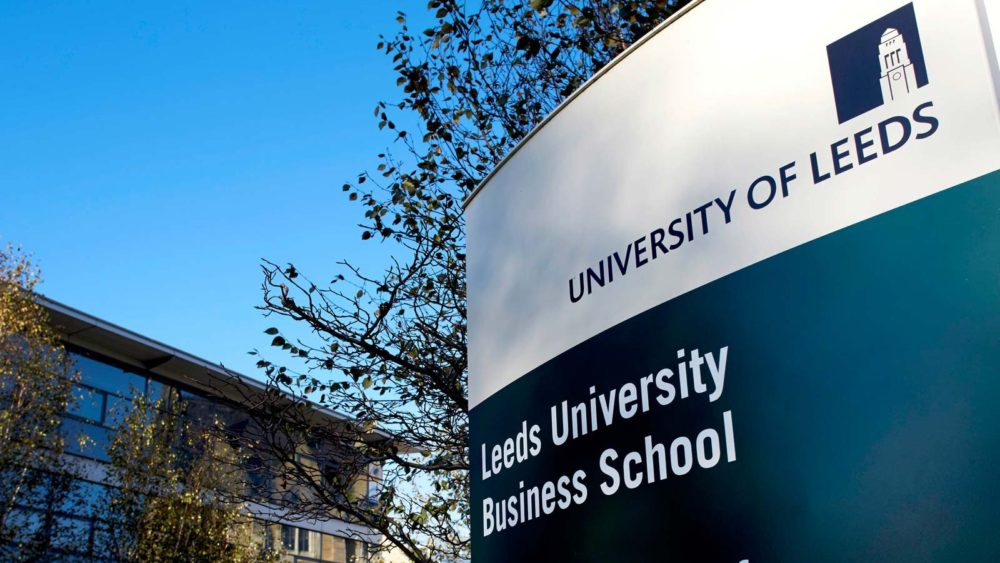 2017/2018 MBA Scholarships at Leeds University Business School