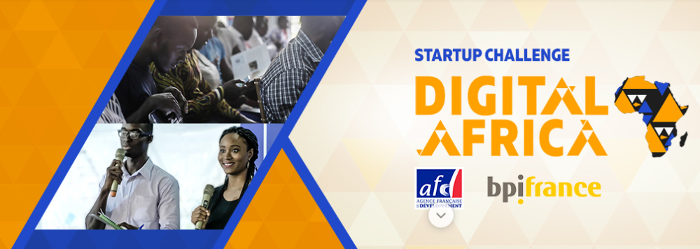 2016 Digital Africa Startup Challenge for African Startups