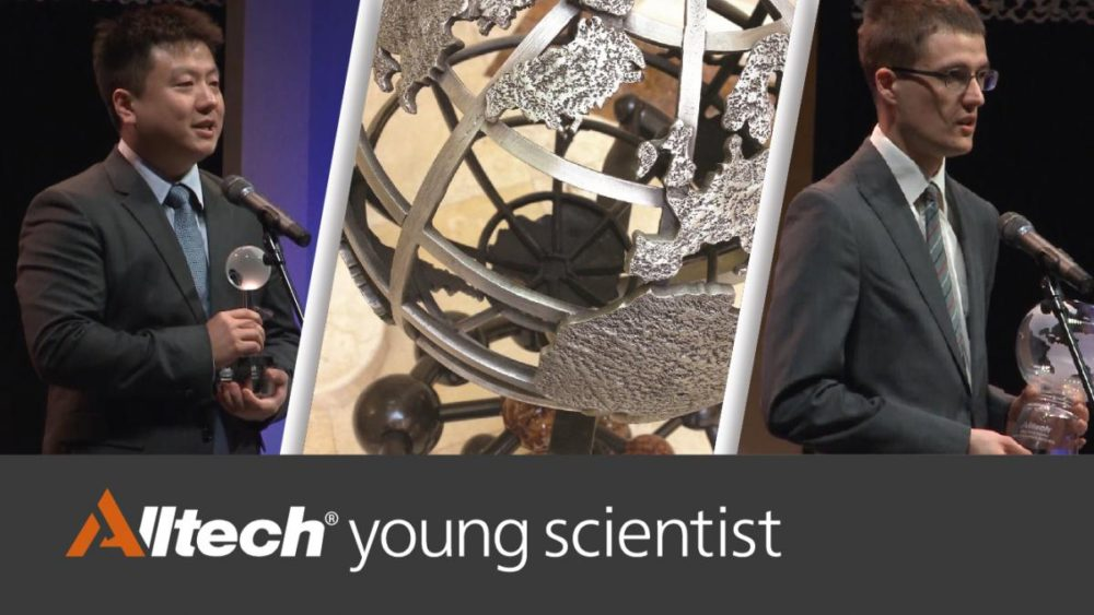 2017 Alltech Young Scientist (AYS) Agriscience Competition in USA
