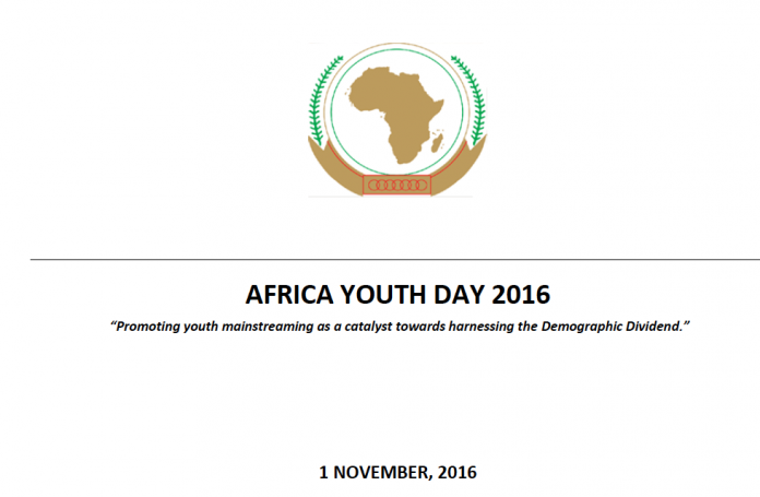 Deadline Approaching! African Union Commission 2016 Africa Youth Day