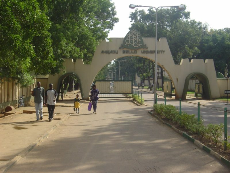 List of Courses Offered at Ahmadu Bello University Zaria (ABU)