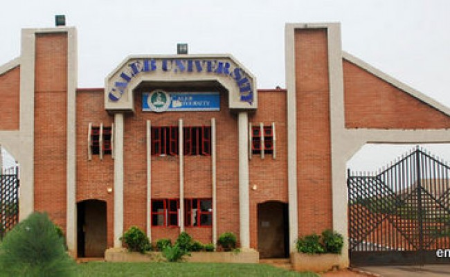 List of Courses Offered at Caleb University, Imota