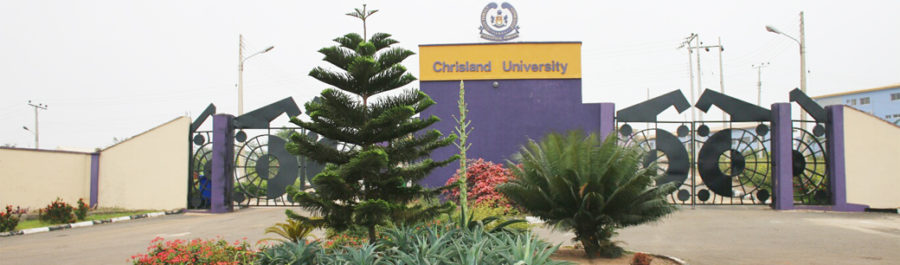 List of Courses Offered at Chrisland University, Owode, Ogun State