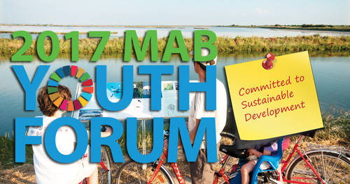 2017 UNESCO Man and the Biosphere, MAB Youth Forum