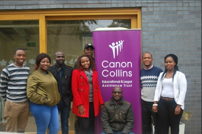 Canon Collins Trust Scholarships for African Masters Students, 2019/2020