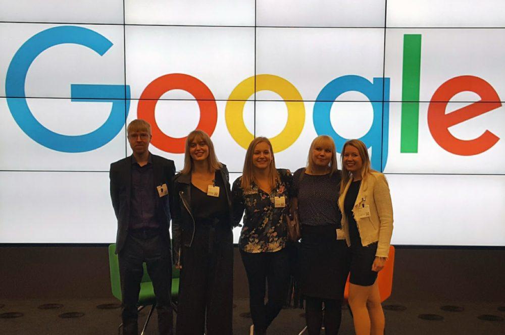 2017 Google Online Marketing Challenge for Students