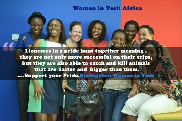 2017 Women in Tech Africa (WiTA) - Global Champions