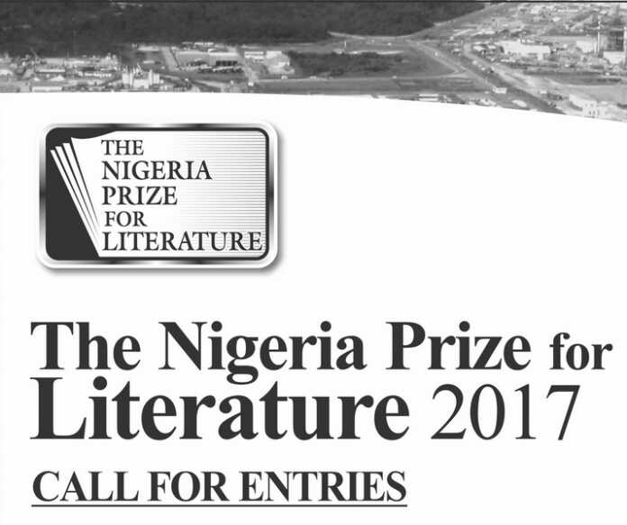 2017 NLNG Nigeria Prize for Literature for Young Nigerian Writers