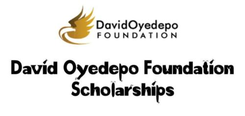 David Oyedepo Foundation Scholarship for African Students 2017