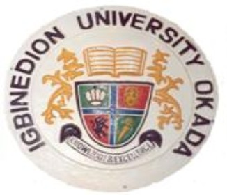 Igbinedion University 2017/2018 Admission Screening Application Form Is Out