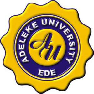 List of Courses Offered at Adeleke University, Ede, Osun State