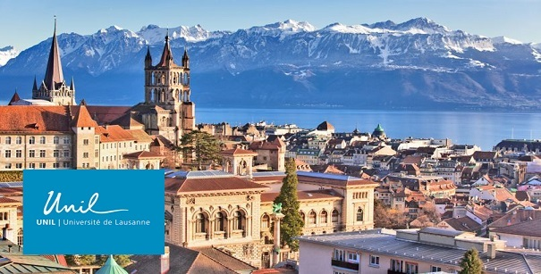 University of Lausanne International Masters Scholarships in Switzerland