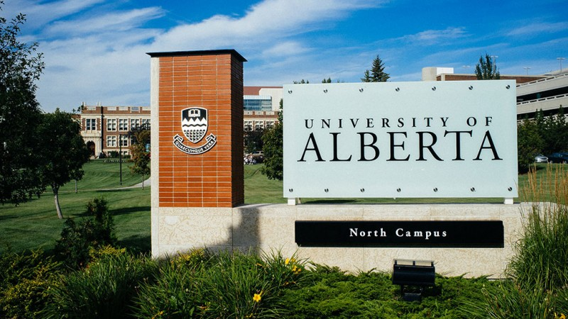 University of Alberta International Entrance Leadership Scholarship, 2019