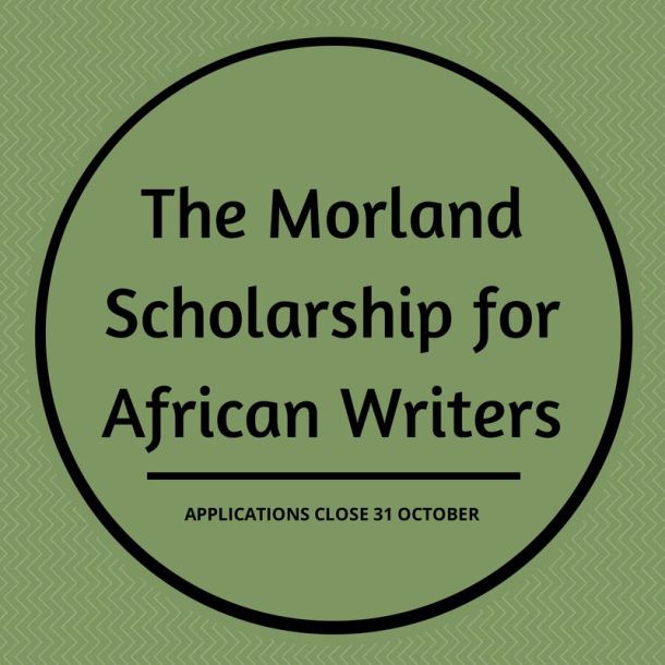 Miles Morland Foundation 2018 Morland Writing Scholarship for African Writers
