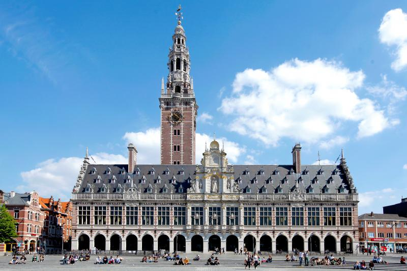 Study in Belgium: Global Minds Doctoral Scholarship Program for PhD Students in Developing Countries at  K U Leuven