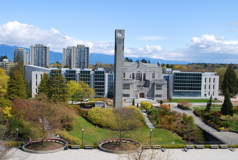 Study in Canada: $70,000 Future Forests Fellowship at University of British Columbia