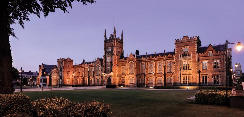 Study in UK: 2018 Fully-Funded International Fellowship at Queen's University Belfast