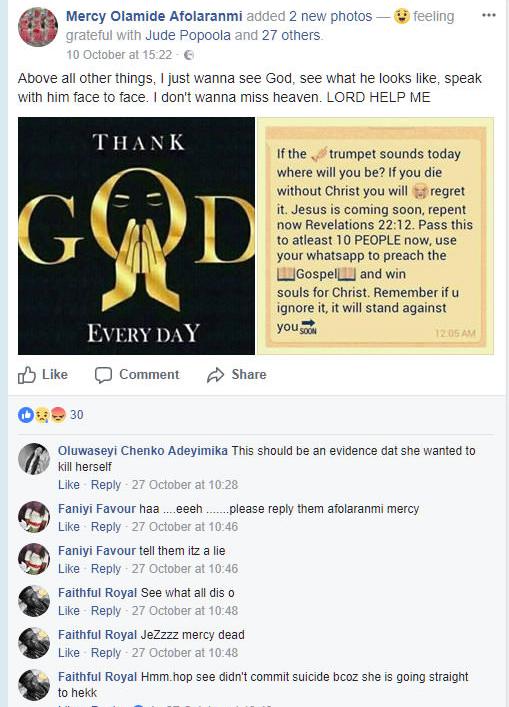 mercy facebook